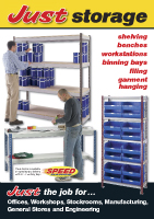Just Shelving cover